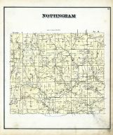 Nottingham, Harrison County 1875 Caldwell