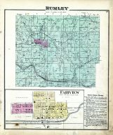 Rumley, Fairview, Harrison County 1875 Caldwell