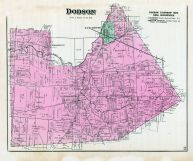 Dodson Township, Lychburg, Allensburg, Sayers, Weberton, Highland County 1887