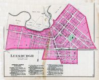 Leesburgh, Highland County 1887