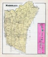 Marshall Township, Cravensville, Sugar Tree Ridge, Highland County 1887