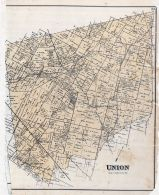 Union Township, Fiarview, Russell, Willettsville, Sharpsville, Highland County 1887