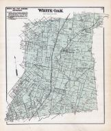 White Oak Township, Mowrystown, Taylorsville, New Corwin P.O., Highland County 1887