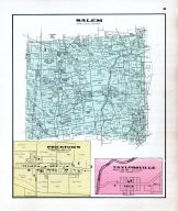 Salem Township, Pricetown, Taylorsville, Highland County 1916