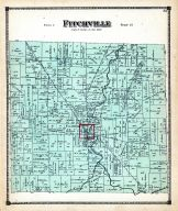 Fitchville, Huron County 1873