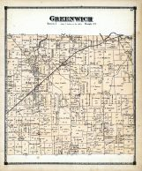 Greenwich, Huron County 1873