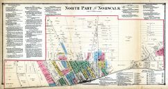 Norwalk - North, Huron County 1873