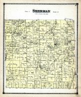 Sherman, Huron County 1873