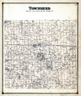 Townsend, Huron County 1873