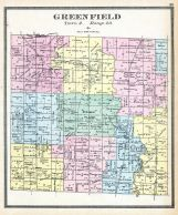 Greenfield, Huron County 1891