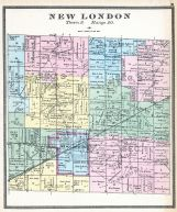 New London, Huron County 1891