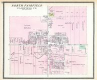 North Fairfield, Huron County 1891
