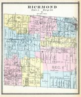 Richmond, Chicago Junction, Huron County 1891