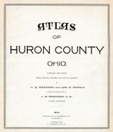 Title Page, Huron County 1891