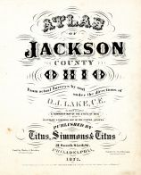 Title Page, Jackson County 1875