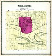 College Township, Knox County 1871