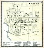 Gambier, Knox County 1871