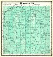 Harrison Township, Knox County 1871