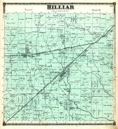 Hilliar Township, Knox County 1871