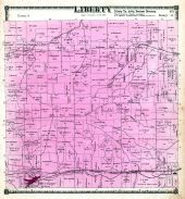 Liberty Township, Knox County 1871