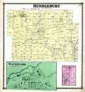 Middlebury Township, Waterford, Fleaville City, Knox County 1871