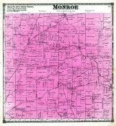 Monroe Township, Knox County 1871
