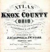 Title Page, Knox County 1871