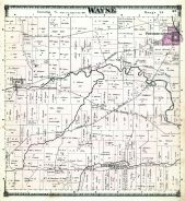 Wayne Township, Knox County 1871