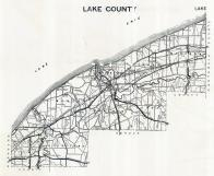 Lake County Map, Lake County 192x