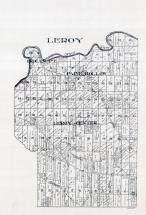 Leroy Township, Paine Hollow, Indian Point, Hillhouse, Lake County 192x