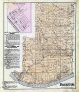 Fayette Township, South Point, Burlington, South Point, Lawrence County 1887