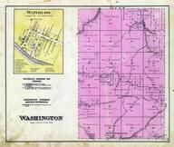 Washington Township, Olive Furnace, Waterloo, Lawrence County 1887