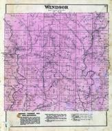 Windsor Township, Linville, Dobbston, Millville, Lawrence County 1887