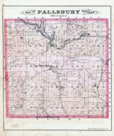 Fallsbury Township, Tilton' Cross Roads, Licking County 1875