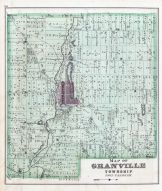 Granville Township, Racoon Creek, Licking County 1875