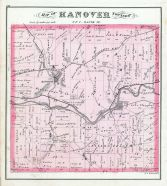 Hanover Township, Toboso, Licking County 1875