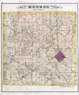 Monroe Township, Licking County 1875