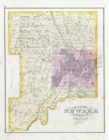 Newark Township, Licking County 1875