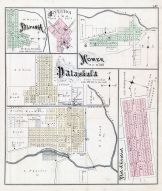 Sylvania, Appleton, Homer, Pataskala, Gratiot, Licking County 1875