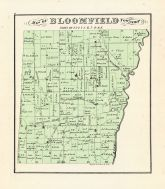 Bloomfield, Logan County 1875