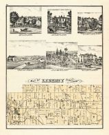 Liberty, Bailey, Taylor, Heffelfinger, Garwood, Thomas, Leonard, Logan County 1875