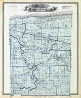 Brownhelm Township, Lake Erie, Vermillion River, Lorain County 1896