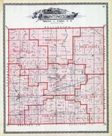 Huntington Township, Bakers Crossing, Lorain County 1896