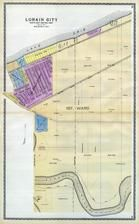 Lorain City - North East Central, Lorain County 1896
