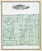 Penfield Township, Black River, Town Line Creek, Lorain County 1896