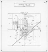 LaGrange Village, Lorain County 1912