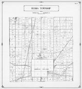 Russia Township, Oberlin Village, Lorain County 1912