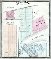 Sylvan Park, Lynndale, Wing Place, Glendale, Toledo Heights, Lucas County and Part of Wood County 1875 Including Toledo