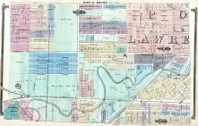 Toledo City 003, Lucas County and Part of Wood County 1875 Including Toledo
