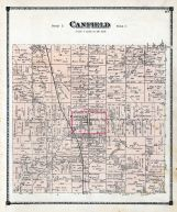 Canfield, Mahoning County 1874